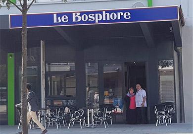 """FISAC : Le restaurant Le Bosphore fait """"peau neuve"""""""