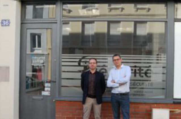 Nouveau commerce : ouverture d'une agence ISécurité au Havre
