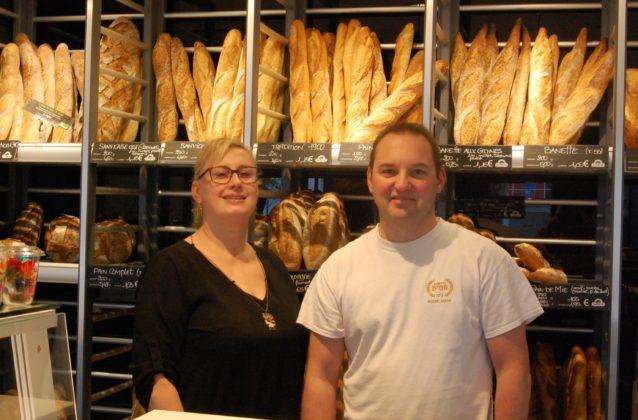 Portrait : Boulangerie-Pâtisserie BARDIN