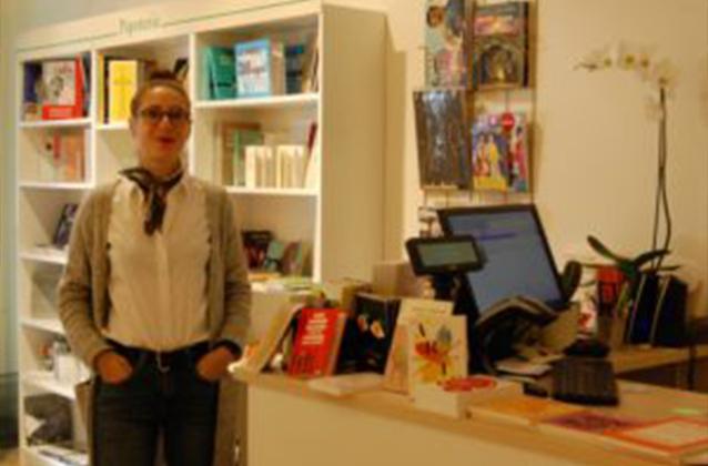 Nouveau Commerce : Librairie « Au fil des pages »