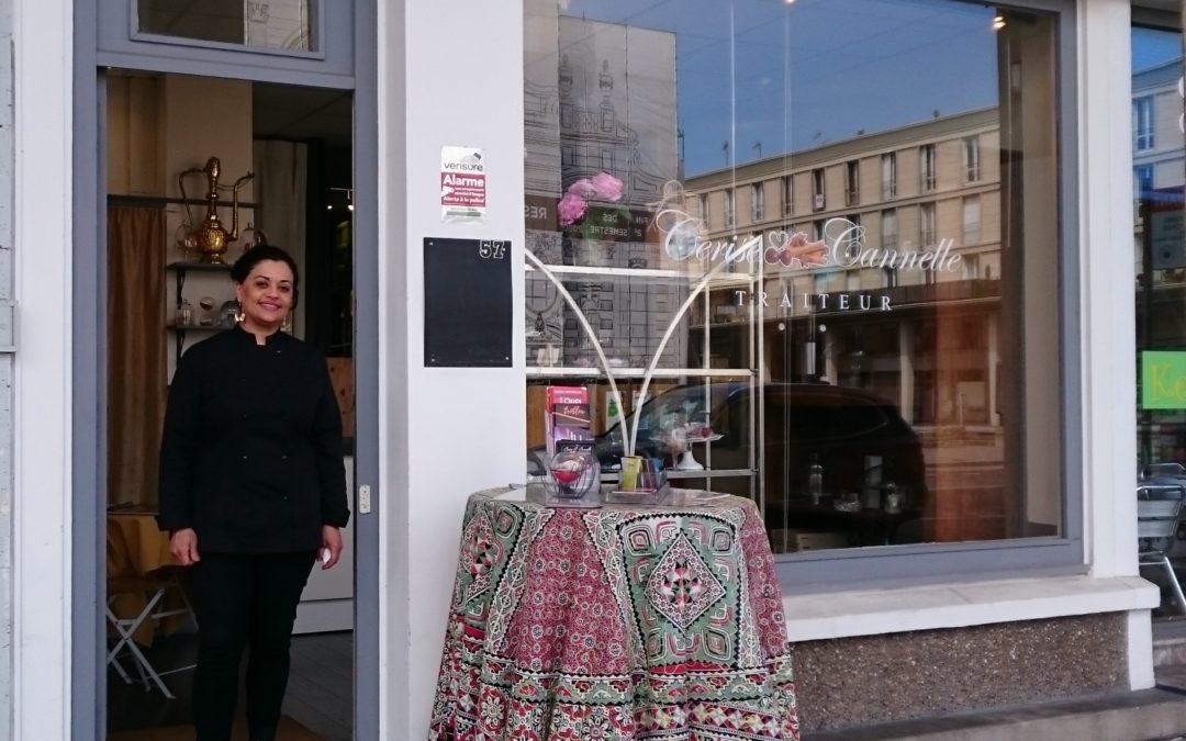 Nouveau commerce : CERISE ET CANNELLE BY NASSIMA